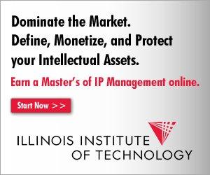 IIT IP Management Banner Ad