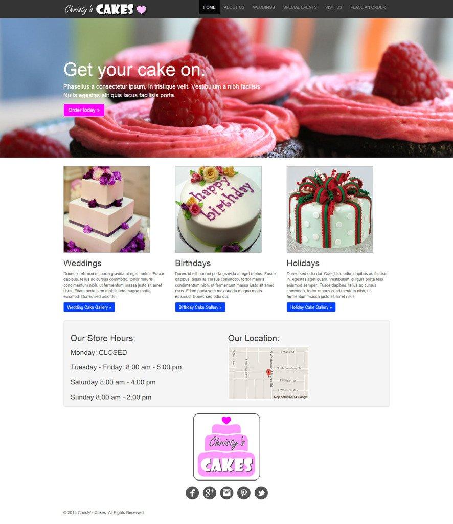 Christy's Cakes