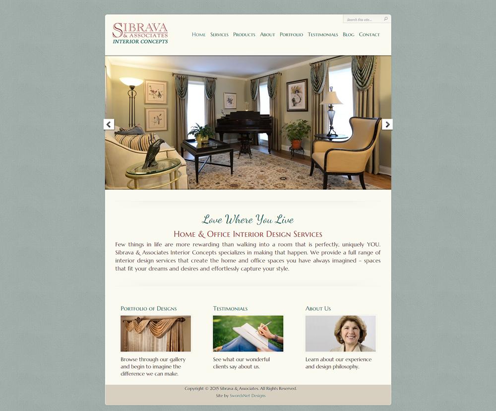 Sibrava & Associates Interior Concepts