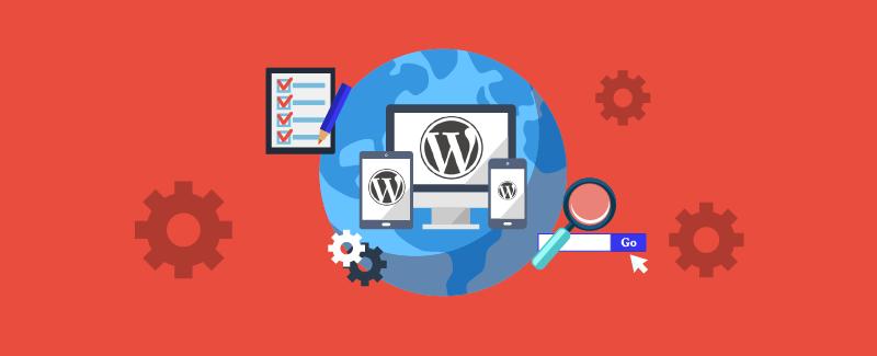 Steps to Creating WordPress Site
